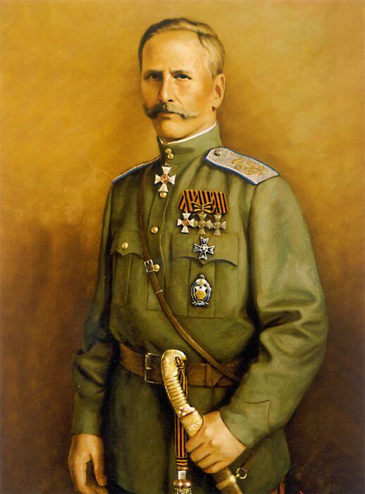 Граф Фёдор Артурович Келлер