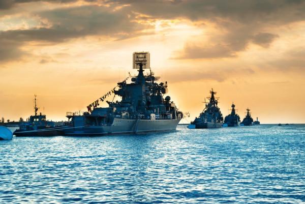Российский флот «Калибром» не вышел