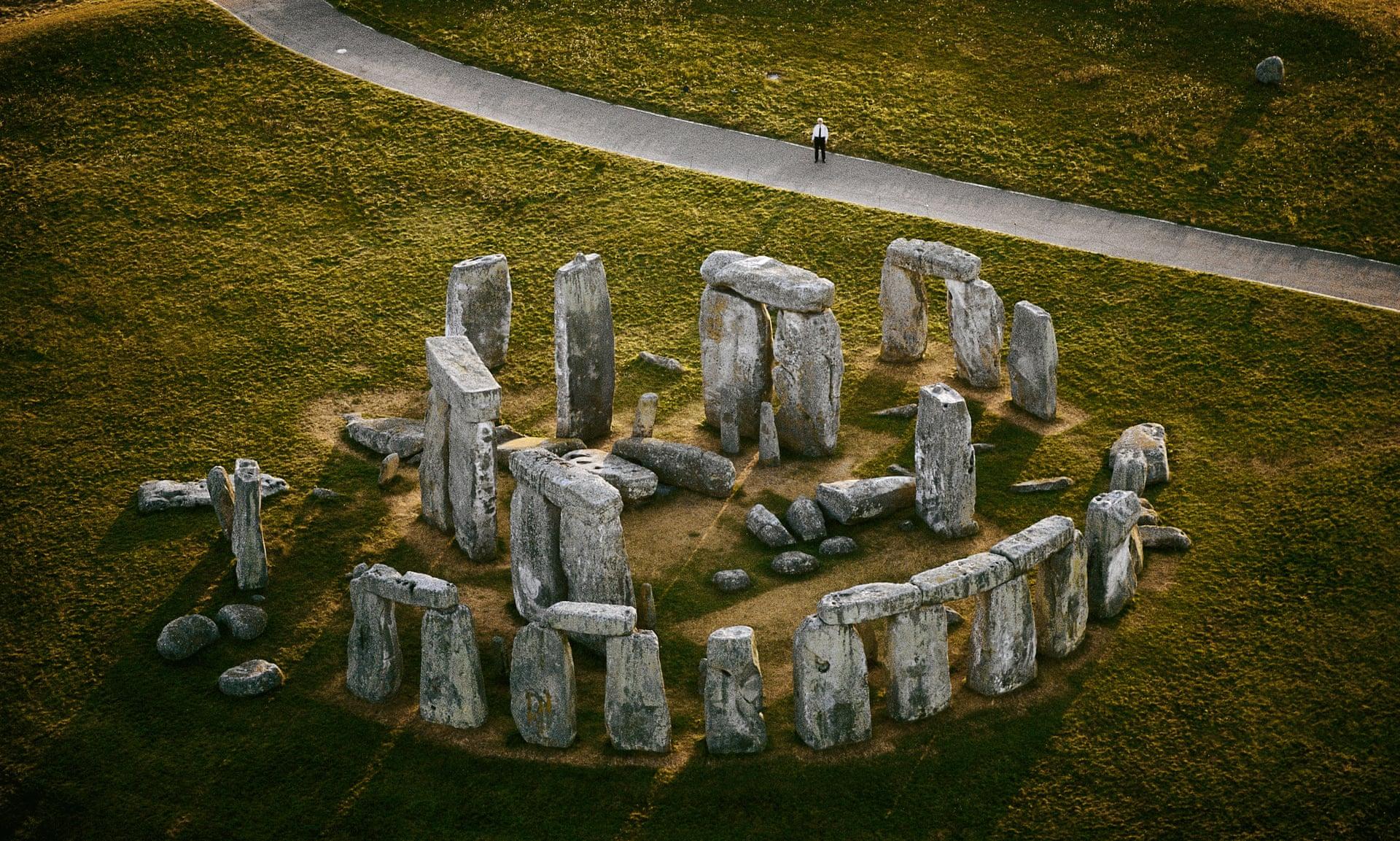 Стоунхендж, около Солсбери и Эймсбери, Уилтшир, Англия. Фото: Ян Артус-Бертран / Getty Images