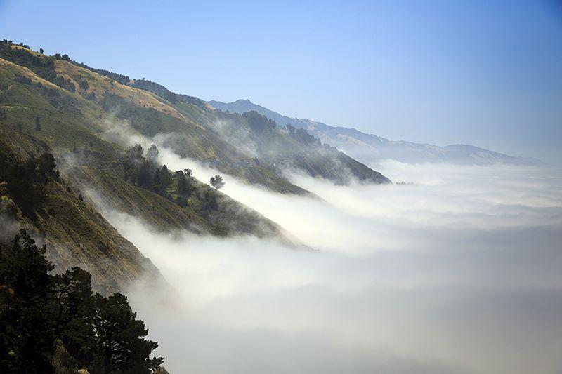 Охлаждающий эффект облачных гряд может исчезнуть при высоких уровнях углекислого газа в атмосфере. Предоставлено: Мэтью Лодж / Алами