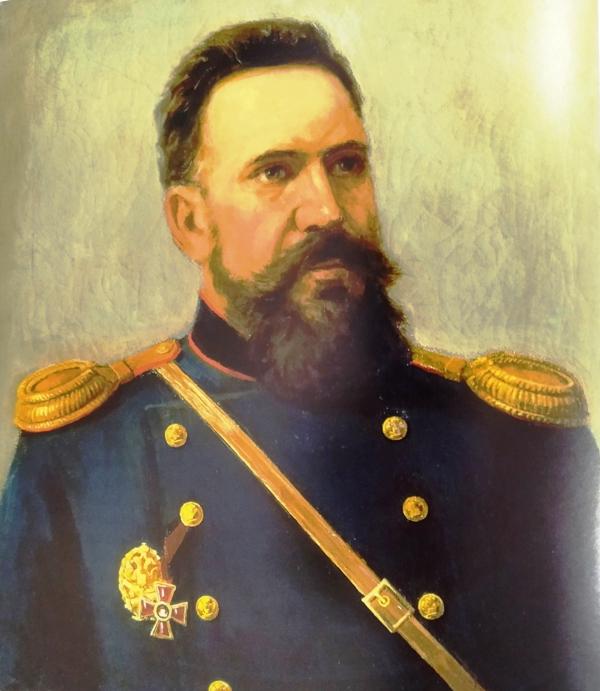 Сергей Иванович Мосин.