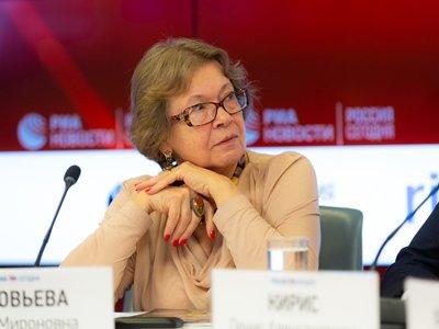 Ольга Мироновна Зиновьева.