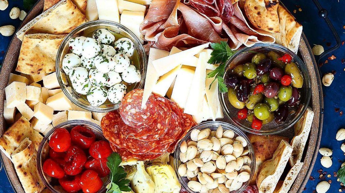 Средиземноморская диета признана лучшей в 2019 году.