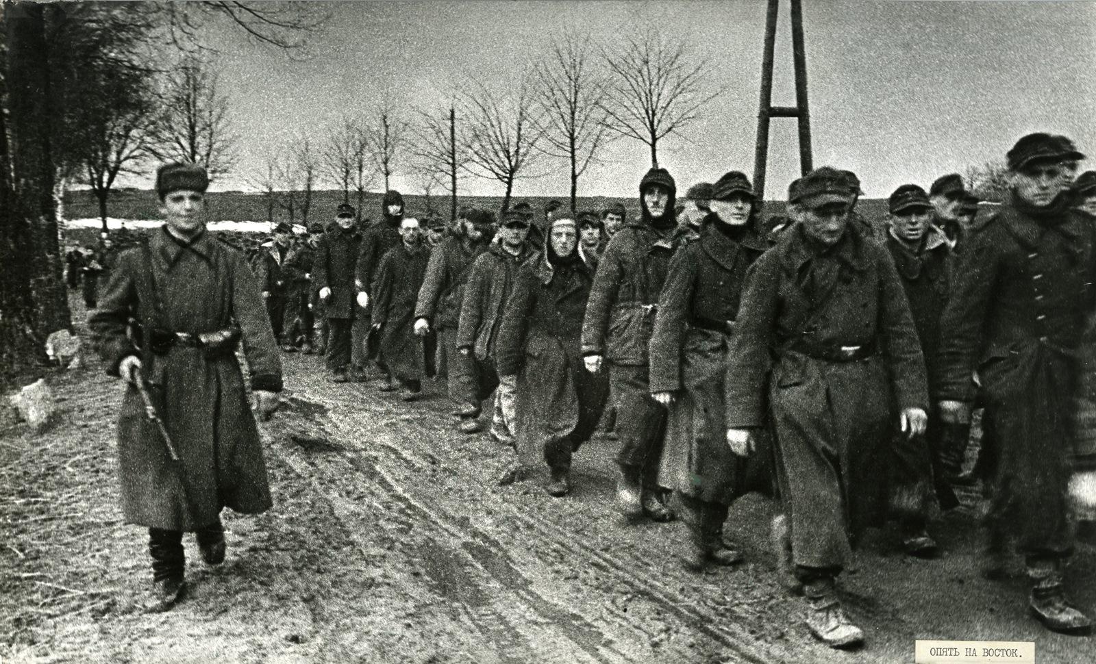 «Опять на Восток». Восточная Пруссия. 1945 год. Автор Аркашев В. И. КОИХМ