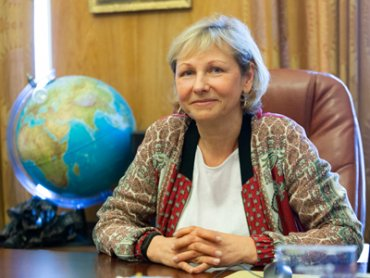 Ольга Николаевна Соломина.