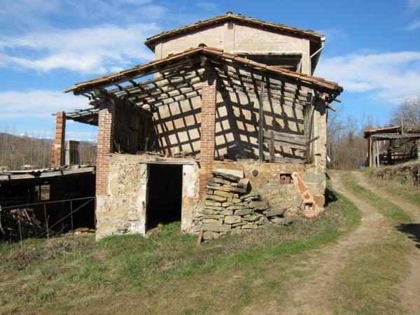 Разрушенная масиа в Жироне (2)