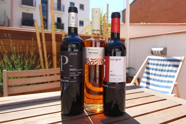 Лучшие вина приората