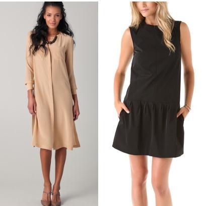 Olya dresses
