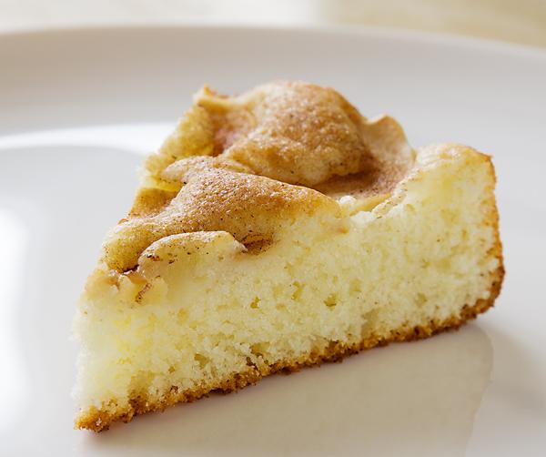 Творожно-яблочный-пирог,-как-альтернатива-Шарлотке=