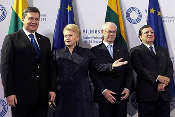 ЕС ответил на условия Януковича