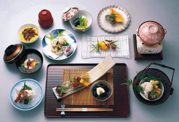 Тайны японской кулинарии