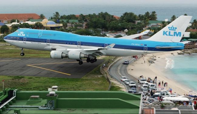 Аэропорт Принцессы Джулианы2