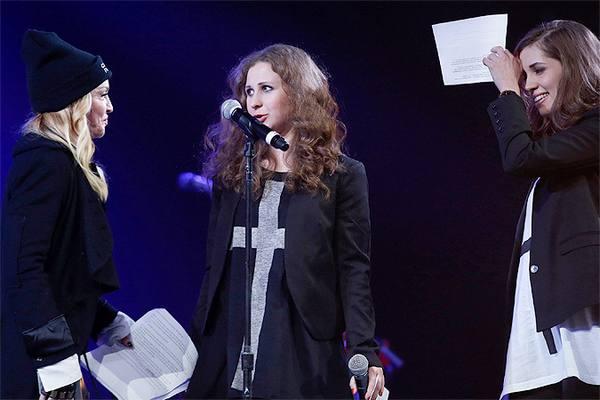Мадонна Алехина Толоконникова