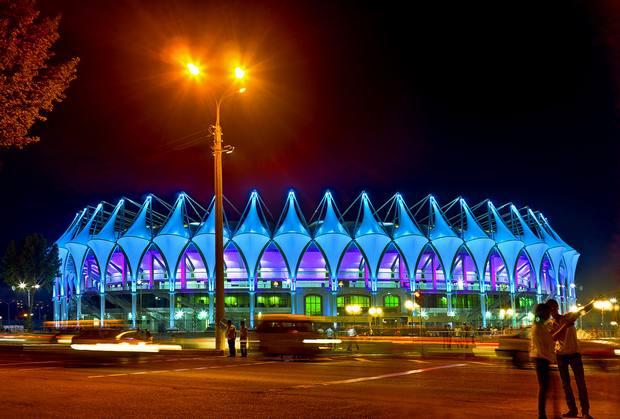 футбольный комплекс «Бунёдкор»