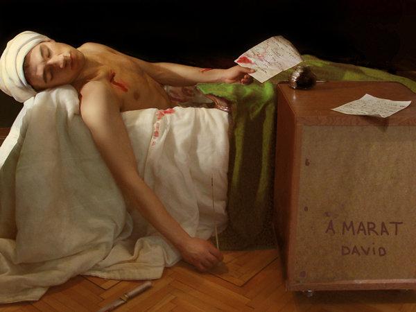 The_Death_of_Marat_by_PinhanKara