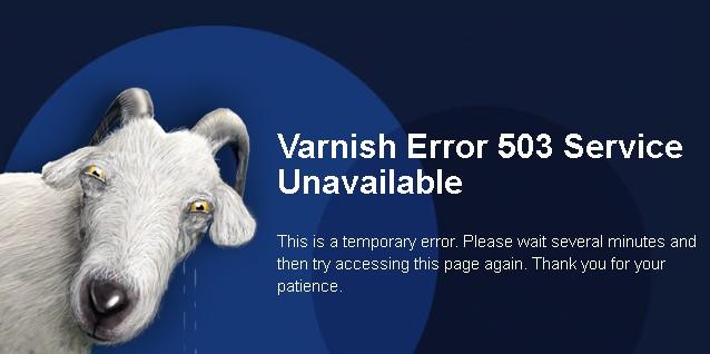 error-503