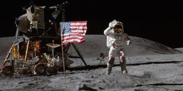 Американцы вернутся на Луну для тренировки полета на Марс