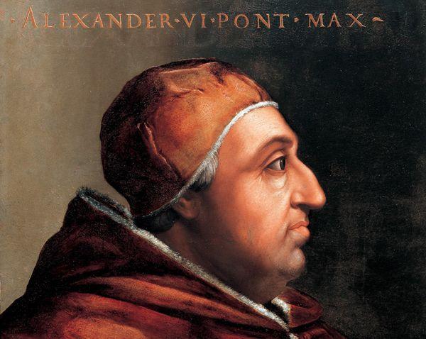 Папа Римский Александр VI