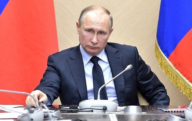 Путин пообещал господдержку на более чем 550 миллиардов рублей