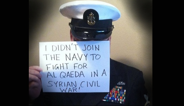 Я не хочу воевать за Аль-Каиду