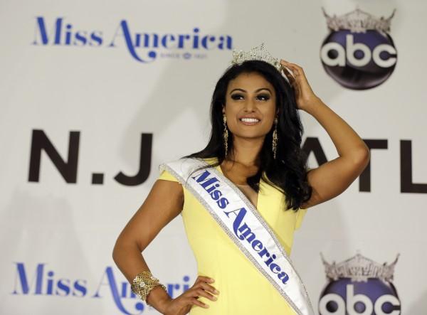 Мисс Америка — 2014