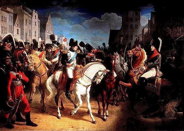 Наполеон и Александр I