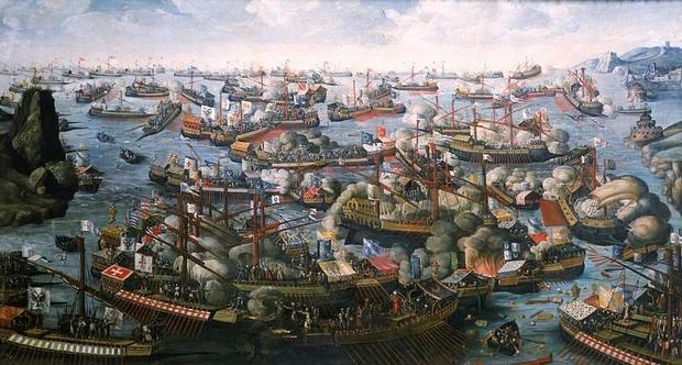 Battleof Lepanto 1571
