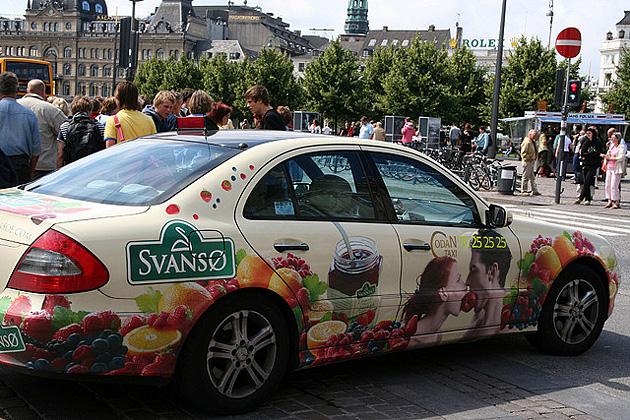 Copenhagen-taxi