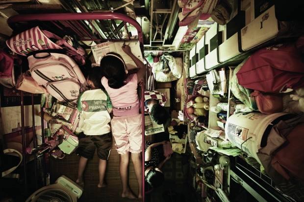 жилплощадь в Гонконге