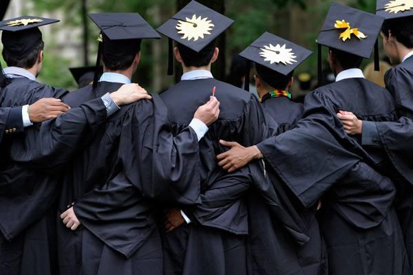 Выпускники Йельского университета
