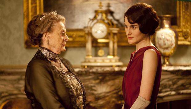 1. «Аббатство Даунтон» (Downton Abbey)