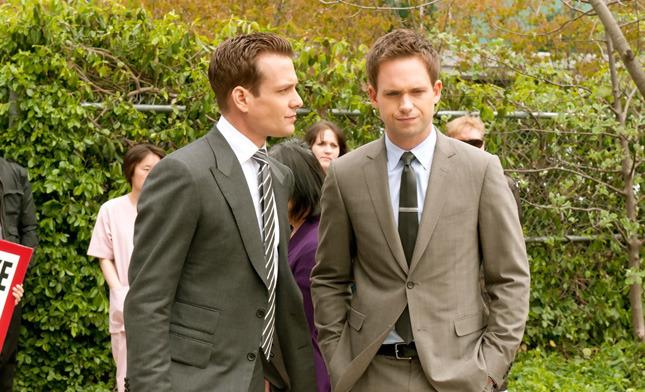 2. «Форс-мажоры» (Suits)