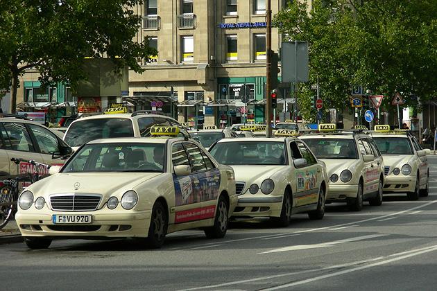 Frankfurt-Taxi