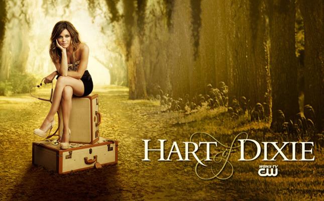 7. «Зои Харт из южного штата», или «Сердце Дикси» (Hart of Dixie)