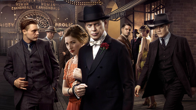 8. «Подпольная империя» (Boardwalk Empire)