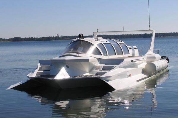самая быстрая военная подводная лодка