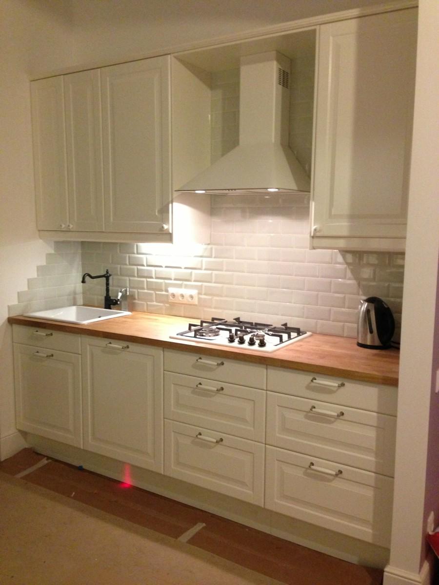 Скрытая на кухне 15 фотография
