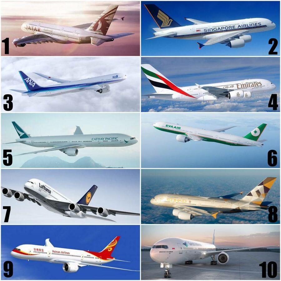 Топ 50 авиакомпании мира дома в уэльсе
