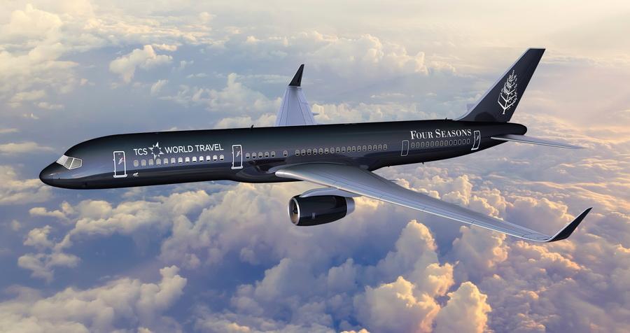 135 000$ за путешествие или самолет-отель для гурманов
