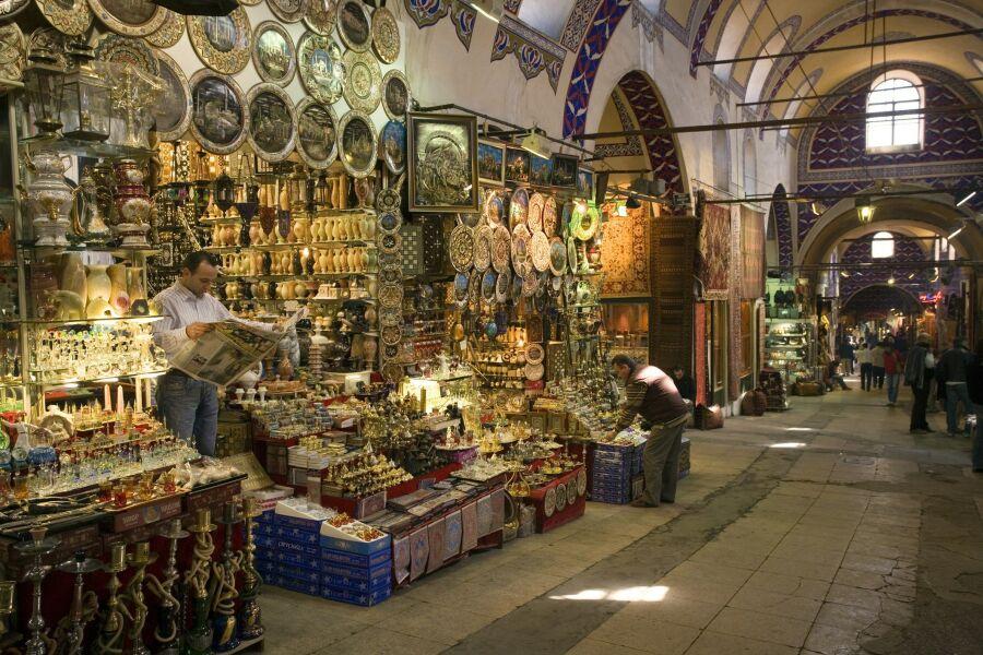 Как правильно торговаться в Иордании