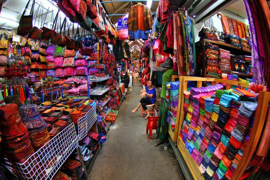 Как правильно торговаться в Таиланде