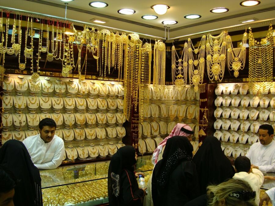 Как правильно торговаться в Арабских Эмиратах ОАЭ