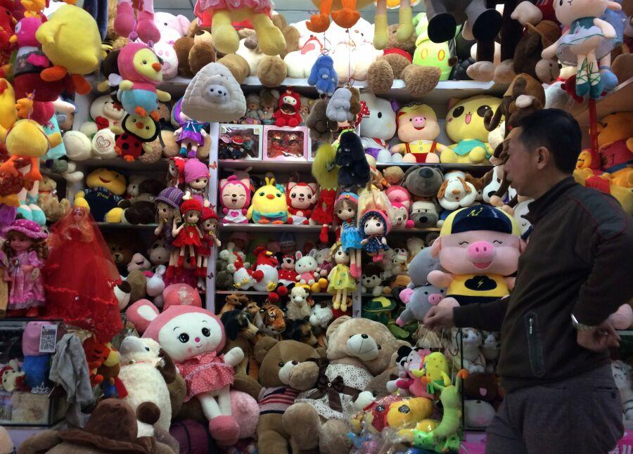 Как правильно торговаться в Китае