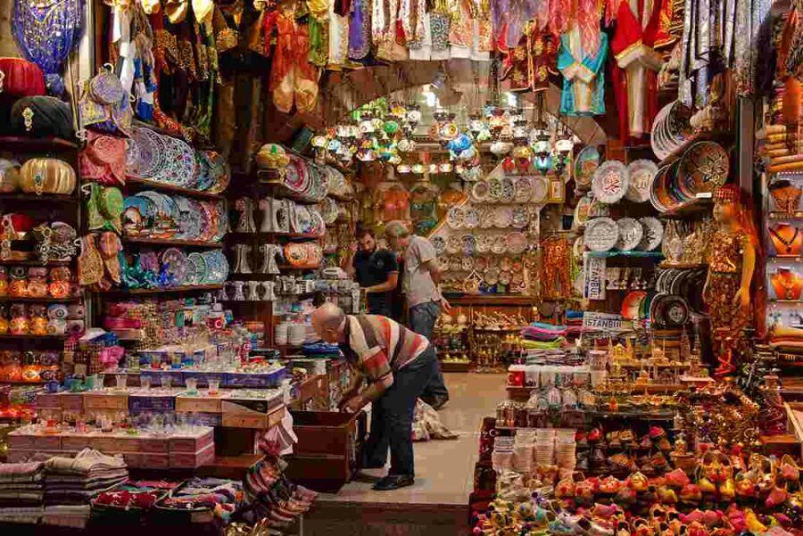Как правильно торговаться в Турции