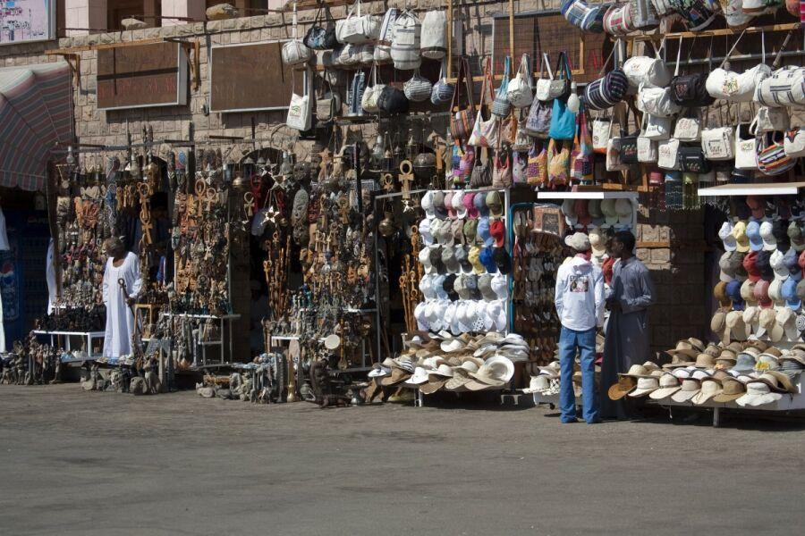 Как правильно торговаться в Египте