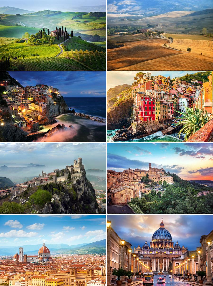 Кто хочет в Тоскану?