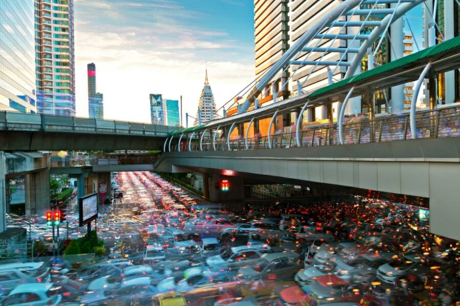 Городская среда: самые необычные виды общественного транспорта