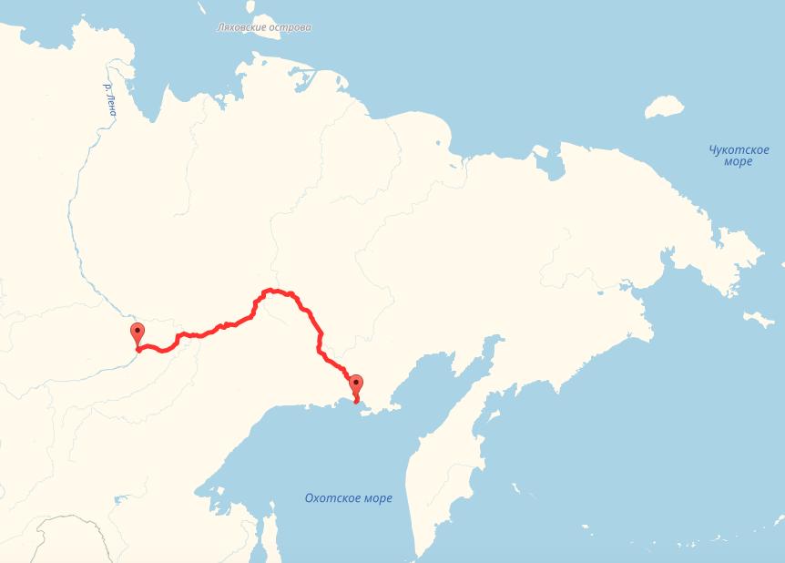 Улица Ленина в Магадане самая длинная в мире Ленина, километров, улица, длину, когда, переходит, имеет, одной, развилки, Якутска, улицу, только, дорога, заканчивается, Честно, формально, можно, тундре, сказать, именно