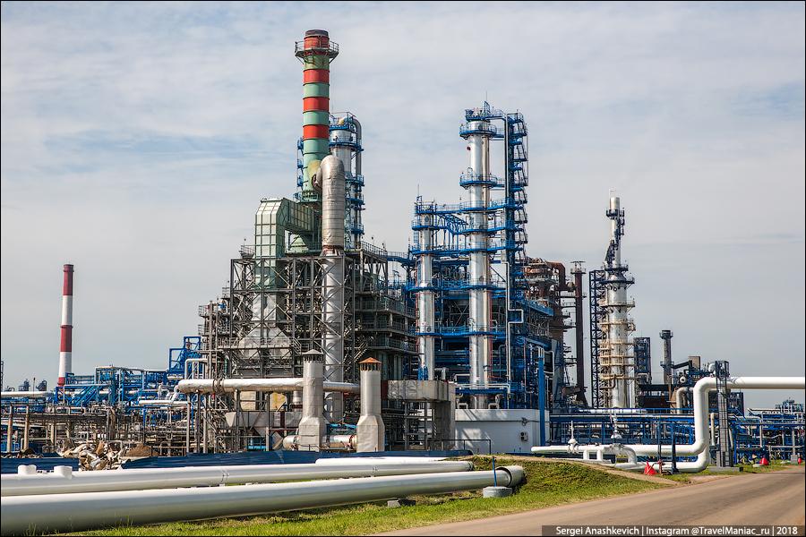омский нефтезавод картинки