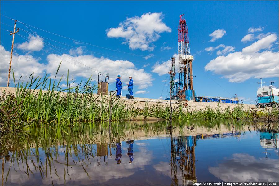 Сколько стоит добыть нефть на приусадебном участке